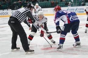 СКА со счётом 6:0 разгромил  минское «Динамо»