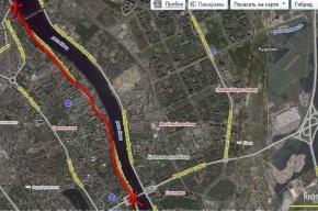 Проспект Обуховской обороны закрывается на ремонт