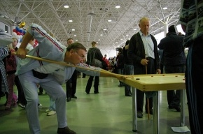 Петербург и Финляндия делятся физкультурой и спортом