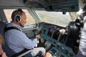 Путин едет в Петербург