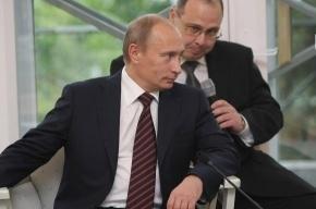 Владимир Путин начал разговор с рюмки водки