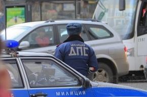 Машина ДПС сбила женщину на Невском