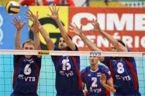 Сборная России начала Чемпионат мира с победы