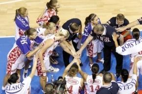 Чемпионат мира по баскетболу: россиянки громят Бразилию