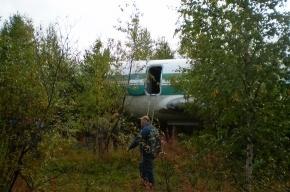 Медведев наградит пилотов, посадивших самолет в лесу