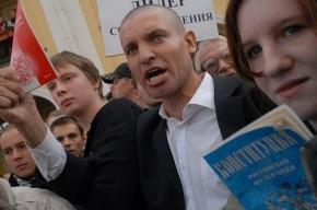 31 августа в Петербурге задержали 90 оппозиционеров