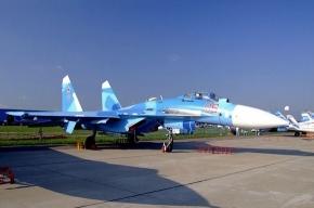 В Приморье разбился военный самолет