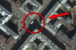 Водителя «Мерседеса», сбившего насмерть человека на Петроградке, привела в милицию мать