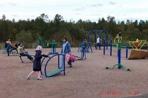 Детская площадка – и это еще не все?