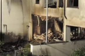 Женщина взорвала квартиру, убила санитара и была застрелена полицией