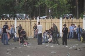 Побоище на фестивале «Торнадо»: милиционеры под следствием