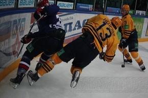 Александр Юдин тоже не доволен частыми удалениями хоккеистов СКА