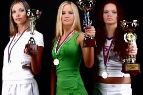 Две мисс петербургского футбола будут выбраны в эту пятницу