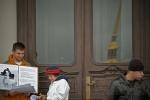 В Петербурге прошли пикеты против строительства «Охта-Центра»: Фоторепортаж