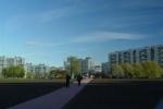 Спасенный сквер на улице Ивана Фомина завтра будет в лучшем виде: Фоторепортаж