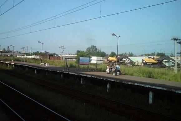 От «Ля-Балтийского» вокзала до Красного Села: Фото