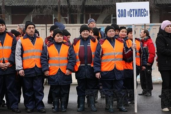 Дворников Адмиралтейского района осмотрели: Фото