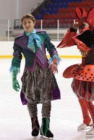 Алиса выйдет на лед в Петербурге: Фото