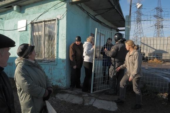 Война на «Парнасе»: фоторепортаж: Фото
