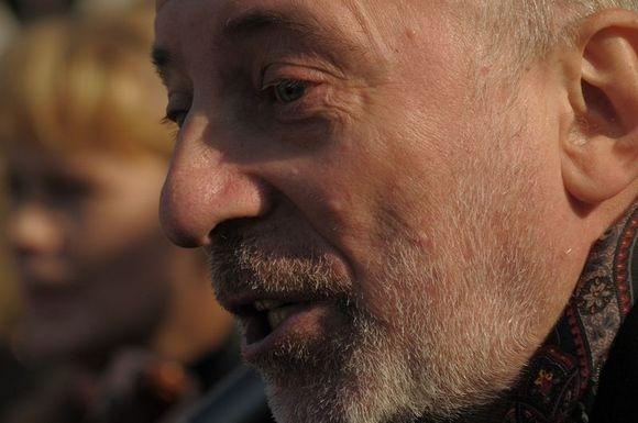 Митинг за сохранение Петербурга: фоторепортаж: Фото