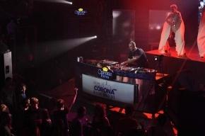 DJ James Zabiela в рамках Movida Corona зажег «Атмосферу»
