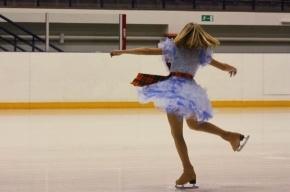 Алиса выйдет на лед в Петербурге