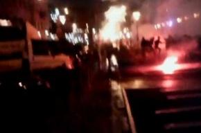 Фанаты «Зенита» устроили драку с хорватами прямо в центре города