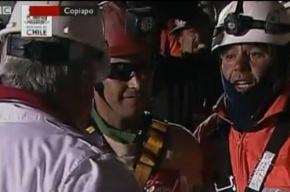 Все шахтеры в Чили спасены