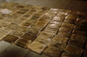 В гараже на Оптиков нашли 130 килограммов наркотиков