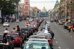 Любители BMW обещают петербуржцам море эмоций и адреналина