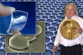Виктор Петрик заявляет, что графен – его изобретение
