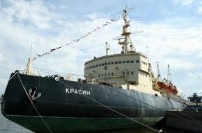 На ледоколе «Красин» проверят, как бьются сердца петербуржцев