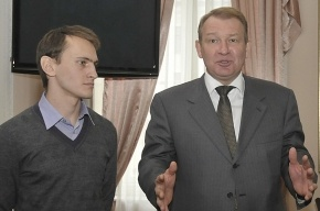 Вячеслав Чазов: «Боксёров в обиду не дадим!»