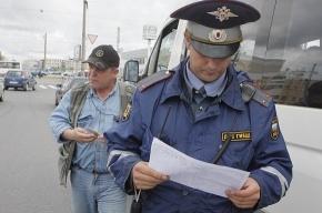 Приставы поймали 50 должников на дороге
