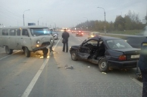 В Купчино при ДТП пострадали четверо