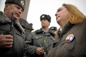 В Москве все же запретили митинговать оппозиции