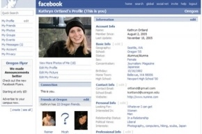 Пользователи Facebook встретились в музее Связи