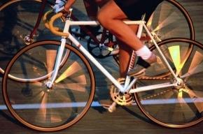 В Купчино проходит большой велопробег