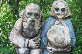 В Петербурге поставят памятник Курочке Рябе