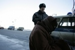 У Конституционного суда задержали ВИЧ-активистов: Фоторепортаж