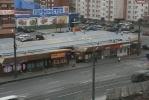 Жители Комендантского проспекта против «стекляшки» под окнами: Фоторепортаж