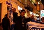 Фоторепортаж: «Как Петербург праздновал чемпионство (ФОТО)»