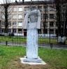 Красногвардейский район «офранцузился»: теперь там 7 скульптур о Франции: Фоторепортаж