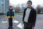 Фоторепортаж: «Курбан-байрам посетил музыкант Джимми»