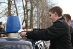 Акция «Синих ведерок» закончилась на митинге у Гостиного двора: Фоторепортаж