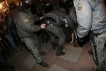 Петербургский оппозиционер арестован почти на месяц: Фоторепортаж