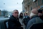 Петербургские автомобилисты приняли участие во всероссийской акции протеста: Фоторепортаж