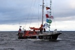 Вокруг Арктики за 109 дней (ФОТО): Фоторепортаж