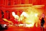Победу «Зенита» отпраздновали с размахом (фоторепортаж): Фоторепортаж