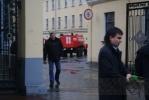 Пожар в кадетском корпусе локализован: Фоторепортаж